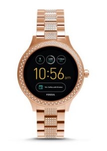 Best Smartwatch for Women - Fossil Gen 3 Q Venture Rose Goldtone Pave Smart Watch