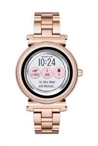 Best Smartwatch for Women - Michael Kors Access Women's MKT5022 - Sofie Connected