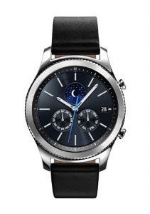 Best Smartwatch for Women - Samsung Gear S3 Classic Smartwatch