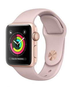 Best Smartwatches for Women - Apple Watch Series 3 38mm Smartwatch