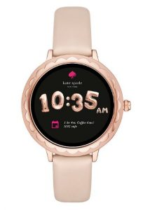 Best Smartwatches for Women - Kate Spade New York Women's Smartwatch KST2003