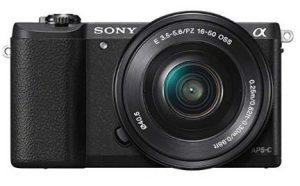 Best Vlogging Camera Reviews - Sony a5100 16-50mm Mirrorless Digital Camera