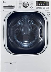Best Washer Dryer Combo – Best All in One Washer Dryer Reviews: LG WM3997HWA Ventless 4.3 Cu. Ft. Capacity Steam Washer/Dryer Combination with TurboWash