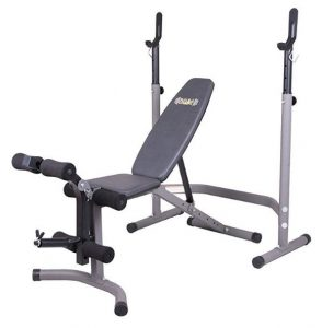 Body Champ Olympic Weight Bench BCB3780 - Best Olympic Weight Benches