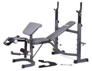Body Champ Olympic Weight Bench BCB5860 - Best Olympic Weight Bench for Home Gym
