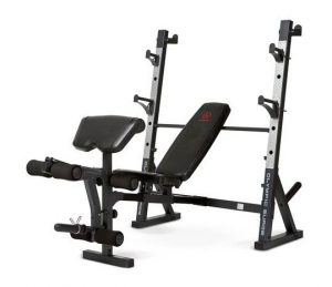 Marcy Olympic Weight Bench for Full-Body Workout MD-857 - Best Olympic Weight Benches