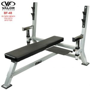 Valor Fitness BF-48 Olympic Weight Bench Press Station - Best Olympic Weight Benches