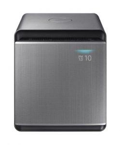 Best Air Purifier for Traffic Pollution - SAMSUNG Cube Smart Air Purifier